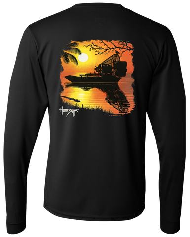 Florida Airboat Black - Performance