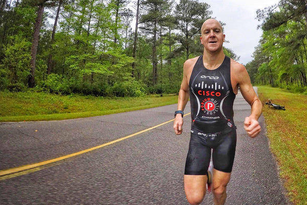 A Look Inside the Training Plan with Pro Triathlete Justin Park
