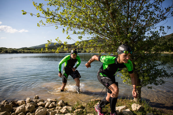 Swimrun - Teamwork, Adventure, Endurance and Fun!