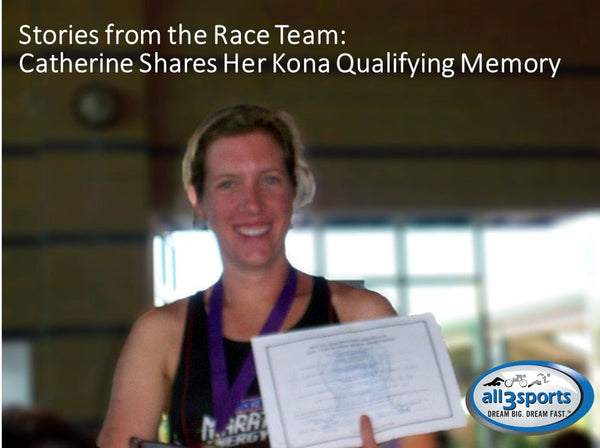 A Look Back: Catherine Meihofer Shares Her Journey to Kona