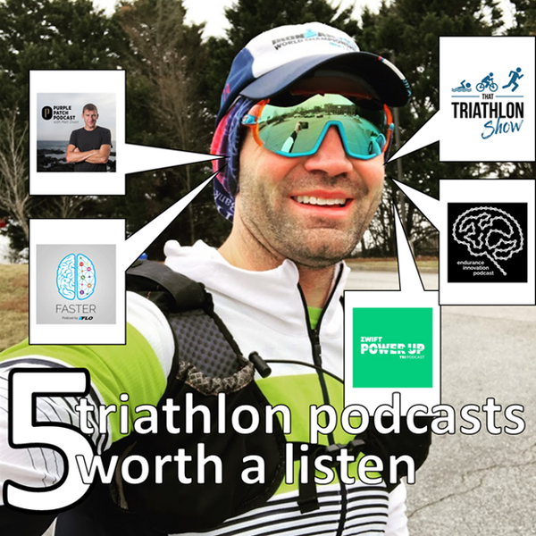 Five Triathlon Podcasts Worth a Listen