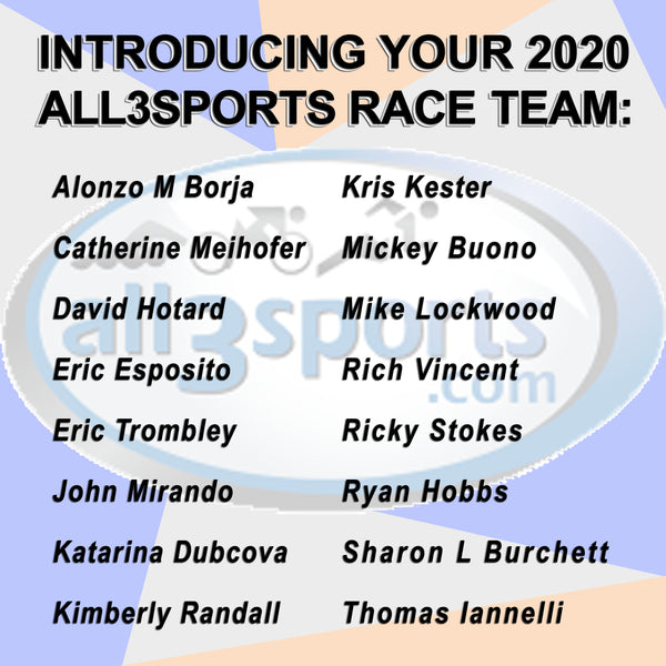 Introducing the 2020 All3Sports Race Teams