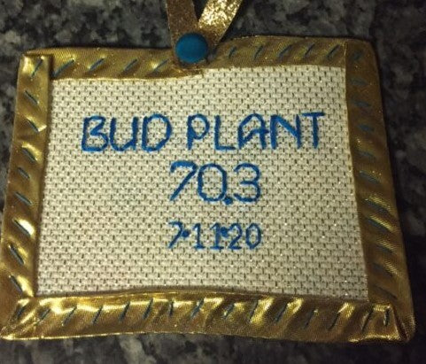 Race Report: Our Own Bud Plant 70.3