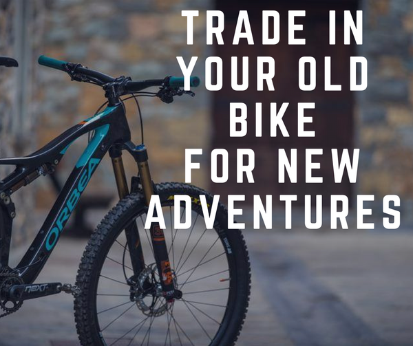 Now Getting a New Bike Is Even Easier!
