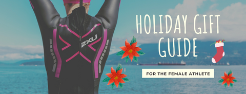 Holiday Gift Guide: Female Athlete