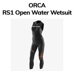 Orca RS1 Short sleeve wetsuit