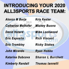 2020 all3sports Race Team
