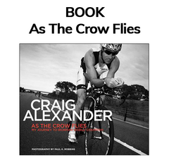 Book - As the crow flies