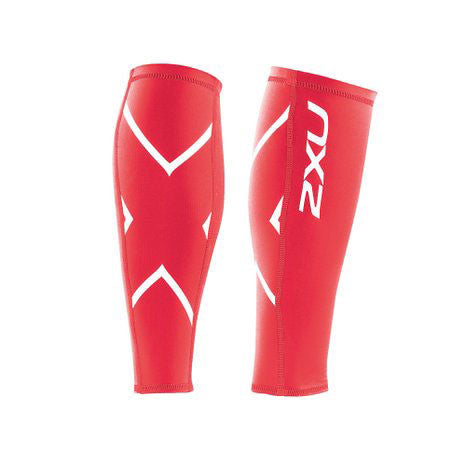 2XU Compression Non-Stirrup Calf Guards - Unisex