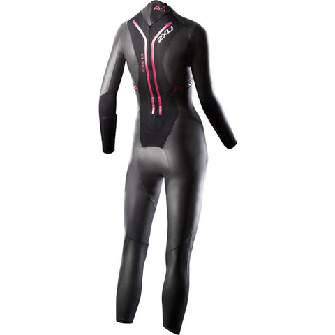 2XU A:1 Active Wetsuit Black/Ultra Violet - Women's