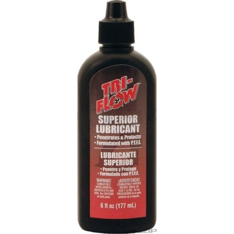 Tri-Flow Superior Lubricant, 6 oz. Drip Bottle