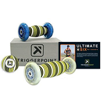 Trigger Point Performance Ultimate 6 Kit with Guide Book