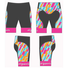 Betty Designs Fluid Plus Women's Tri Short