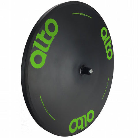Alto Cycling Rim Brake CC311 Clincher Disc Wheel