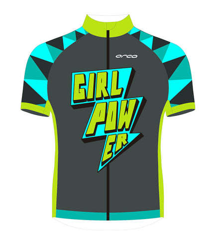 Orca Girl Power Custom Cycling Top - Men's