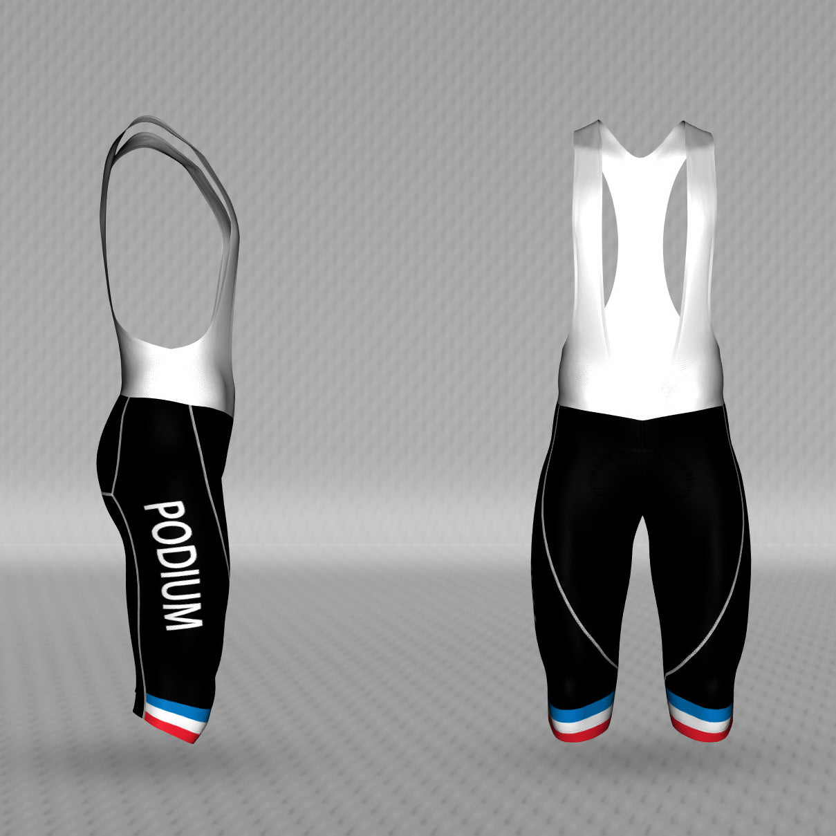 Podium Ascent Pro Bib Knickers by Jakroo