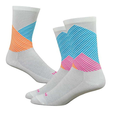 "DeFeet Barnstormer 6"" Socks Color Mt"
