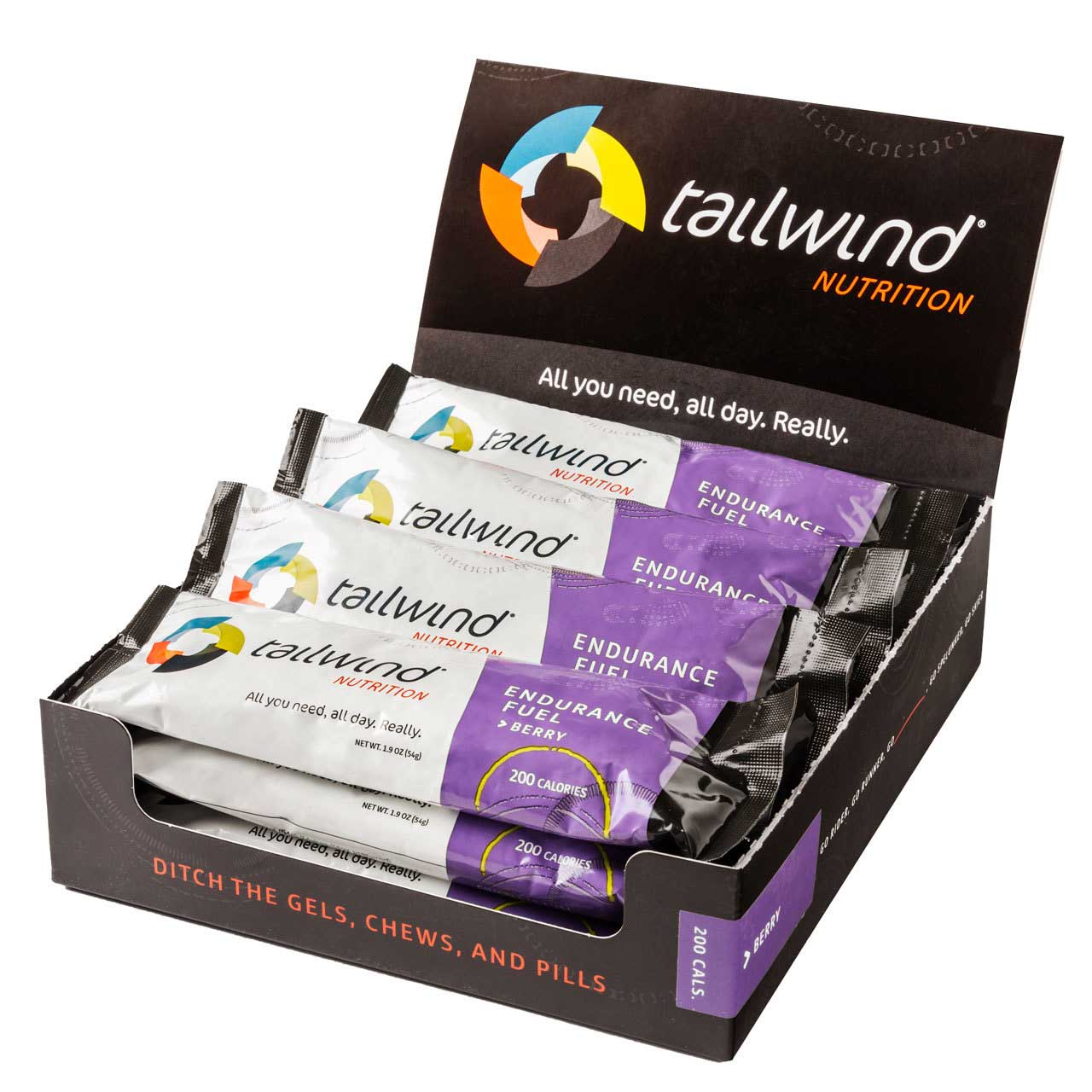 Tailwind Nutrition Box of 20 Single Stick Packs