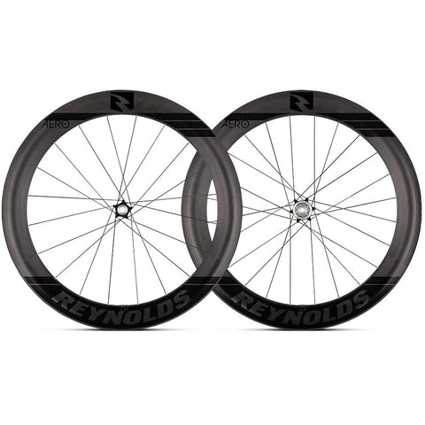Reynolds Blacklabel Aero 65 Wheelset