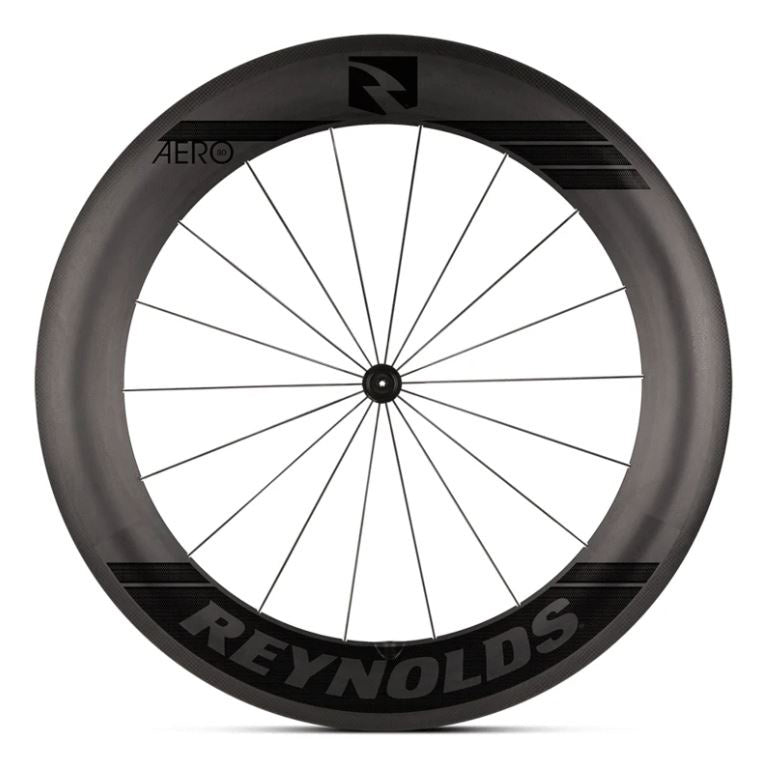 Reynolds Blacklabel Aero 80 Wheelset