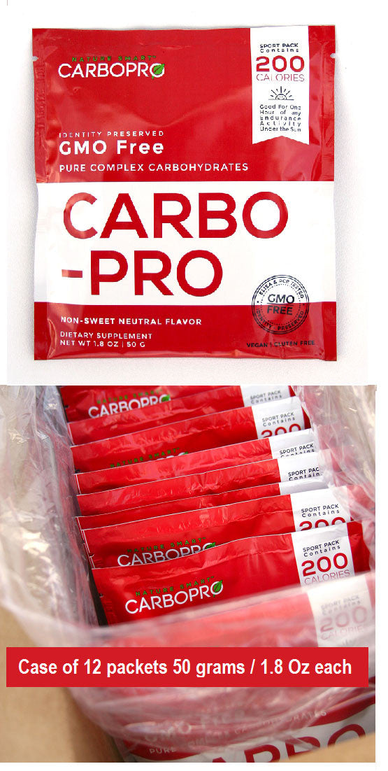CARBO-PRO Packets 50 G 1.8 Oz