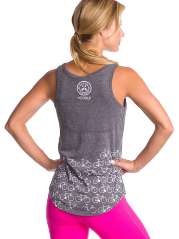 Coeur Peleton Cycling Tee - Women's