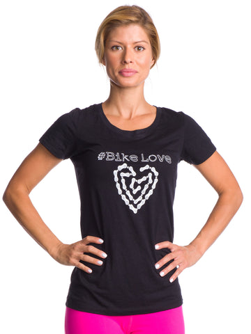 Coeur Bike Love Tee - Women's