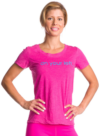 Coeur On Your Left Tee - Women's