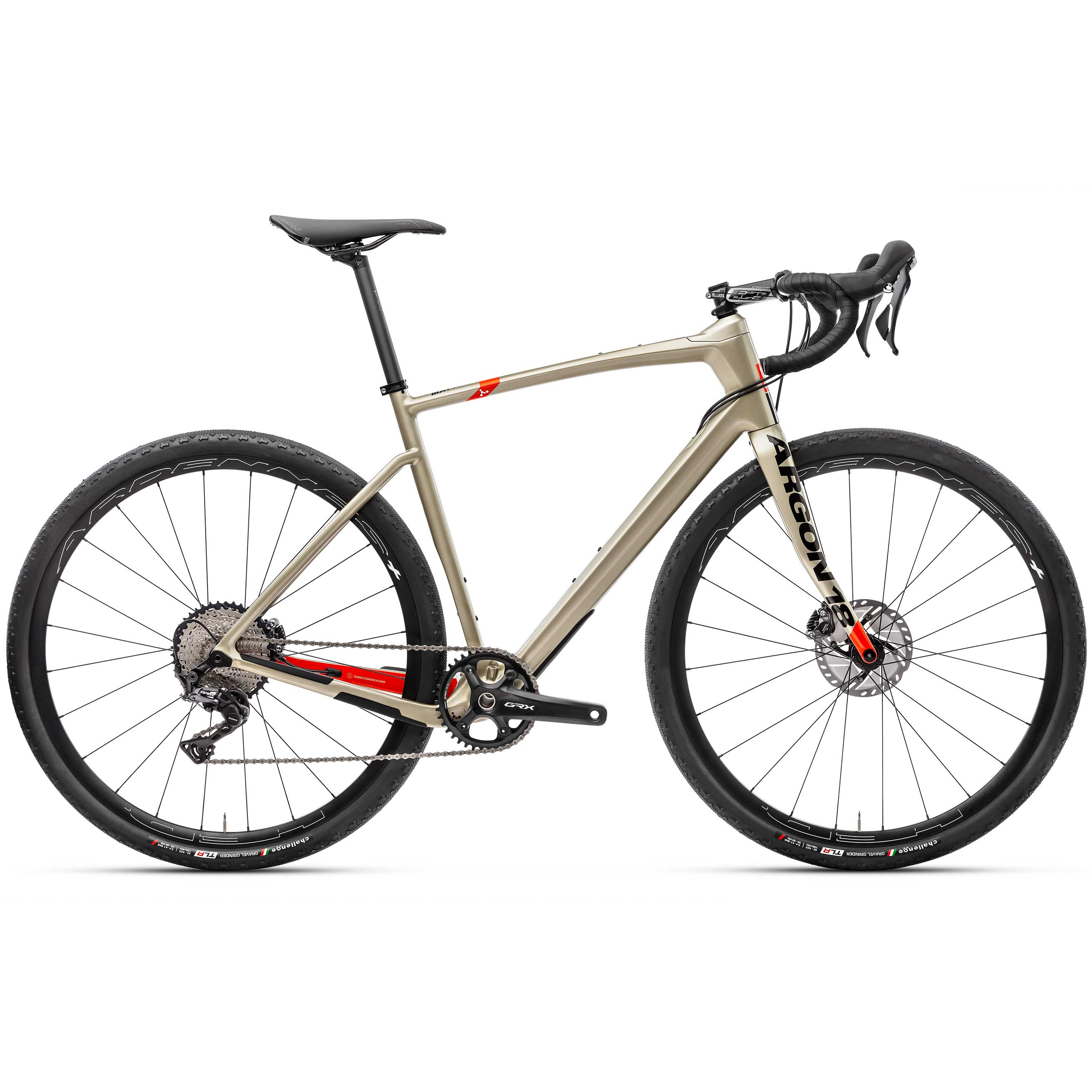 Argon 18 Dark Matter GRX 1x Adventure Bike