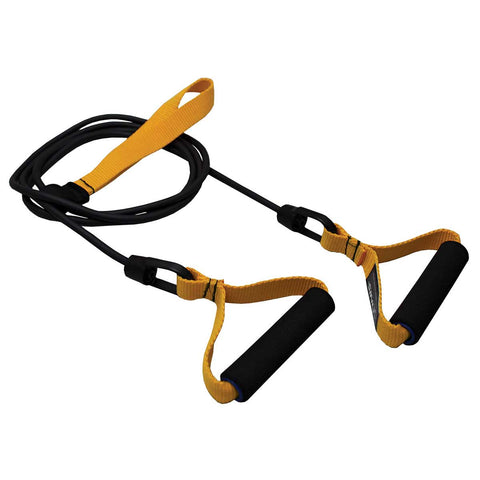 Dryland Swim Training Cords Yellow Light