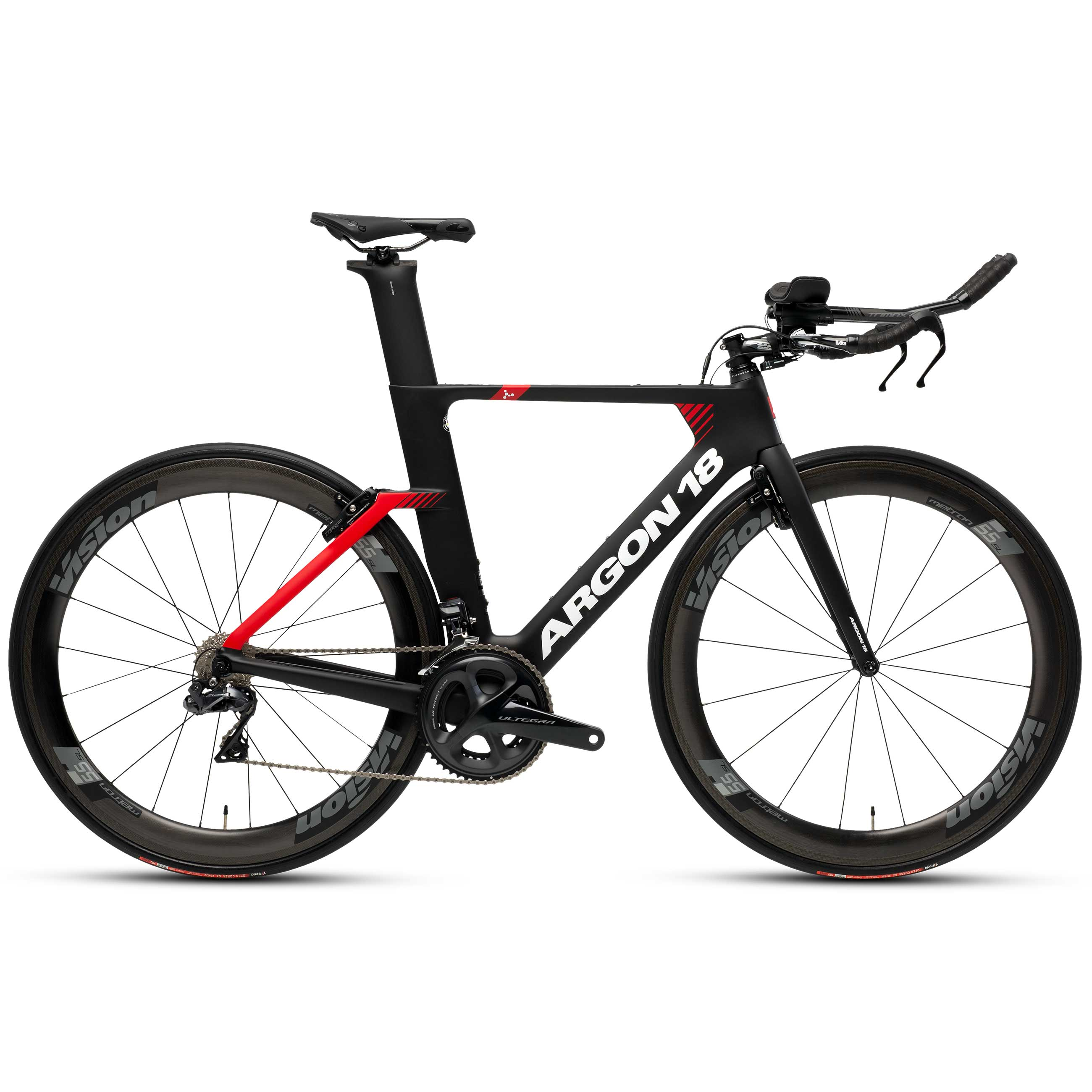 Argon 18 E-117 Tri Triathlon Bike