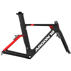 Argon 18 E-117 Tri Di2 all3sports Race Build Triathlon Bike
