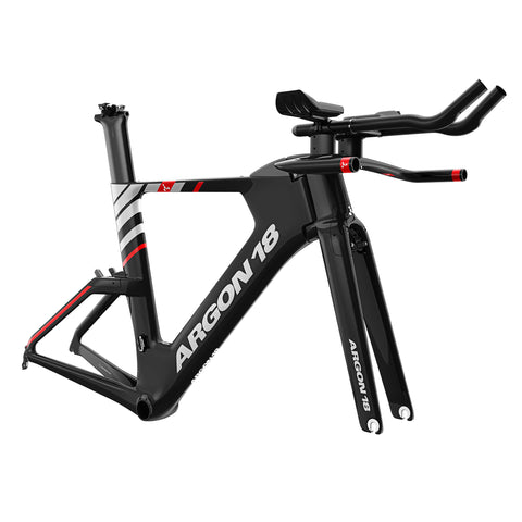 Argon 18 E-119 2018 Triathlon Bike Frame Set