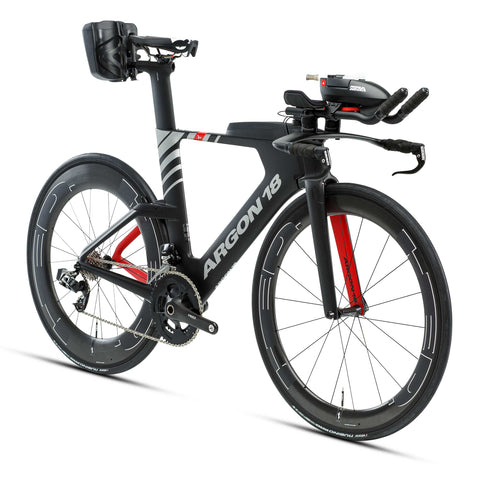 Argon 18 E-119 Tri+ Ult Di2 Triathlon Bike