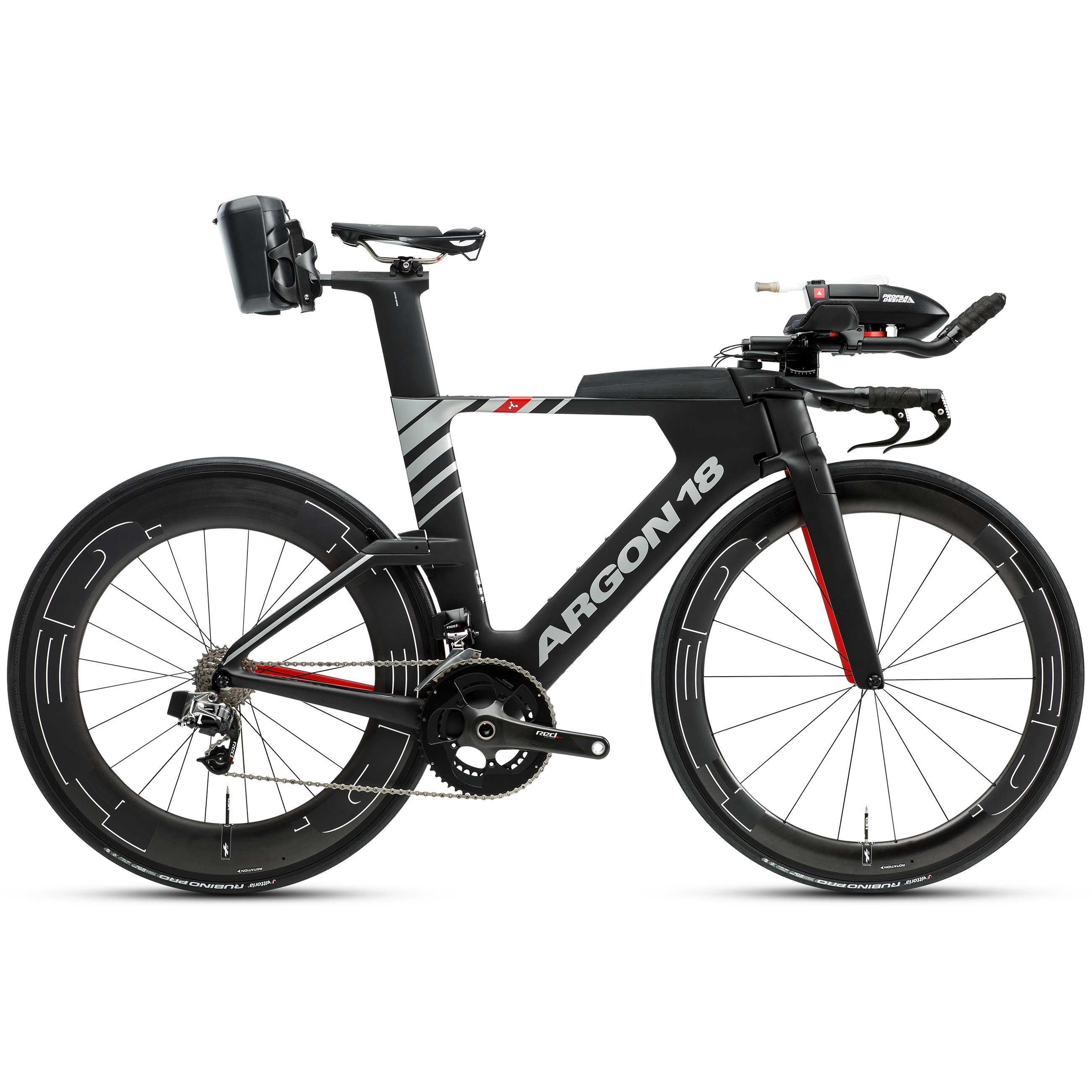 Argon 18 E-119 Tri+ Triathlon Bike