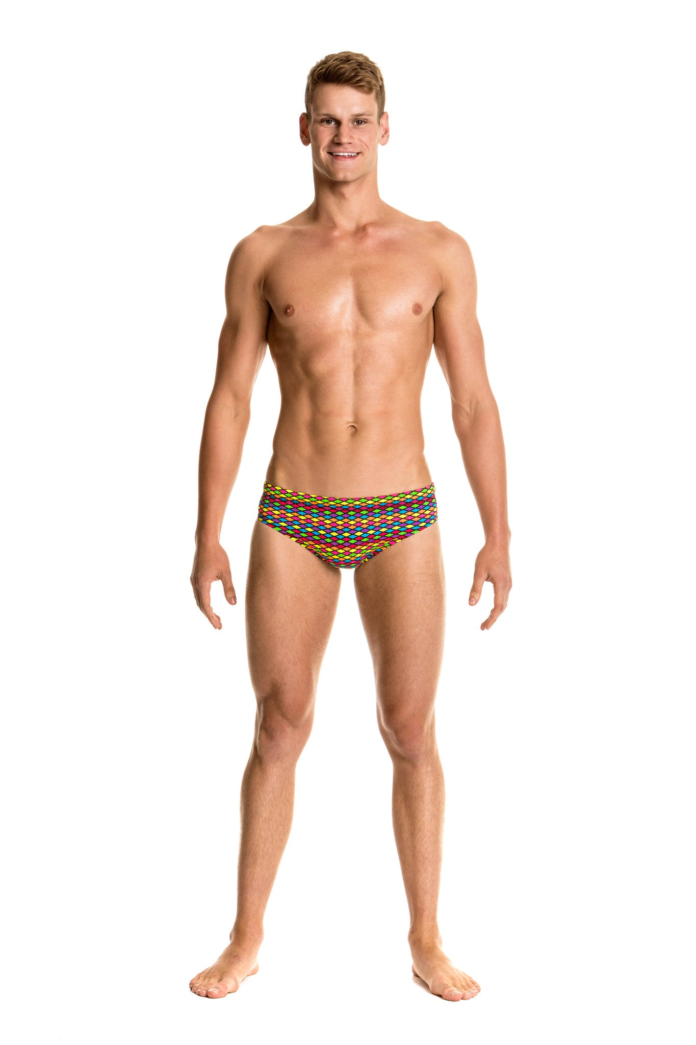 Funky Trunks Classic Briefs - Men's