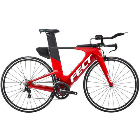 7e7455a125c Felt IA16 Red/White Triathlon Bike