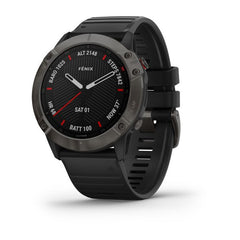 Garmin fenix 6S 42mm Rose Gold, Wristband: White