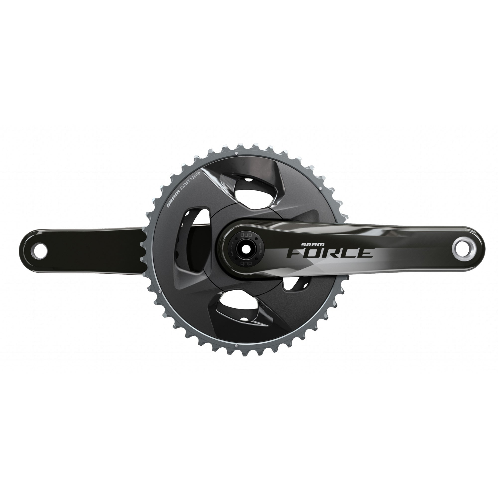 SRAM Force AXS Wide Crankset