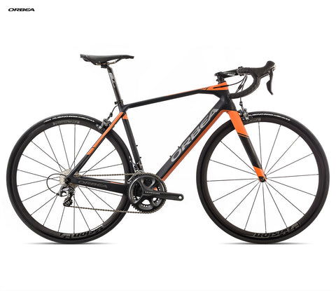 Orbea Orca M20-PRO 17 Black-Orange Size 51
