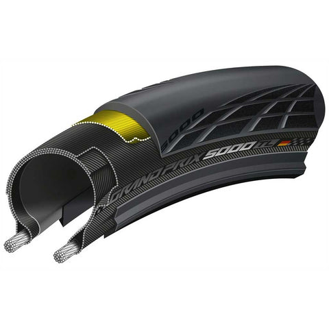 Continental Grand Prix 5000 TL Clincher Tire