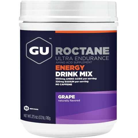 GU Roctane Energy Drink 24 Serving Canister