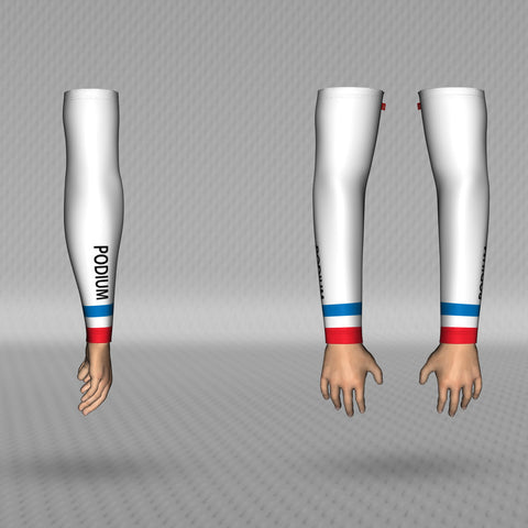 Podium Infinity Thermal Arm Warmers by Jakroo