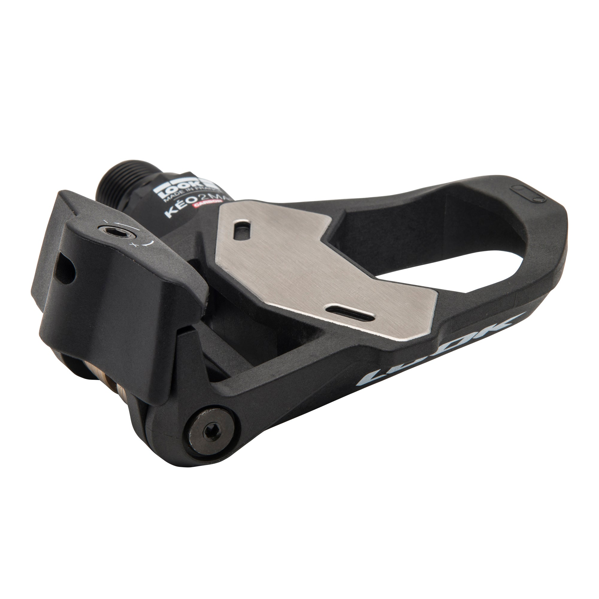 """New Look Keo 2 Max Pedal Carbon /""""S/"""" Special Edition Black White Road Bike"""