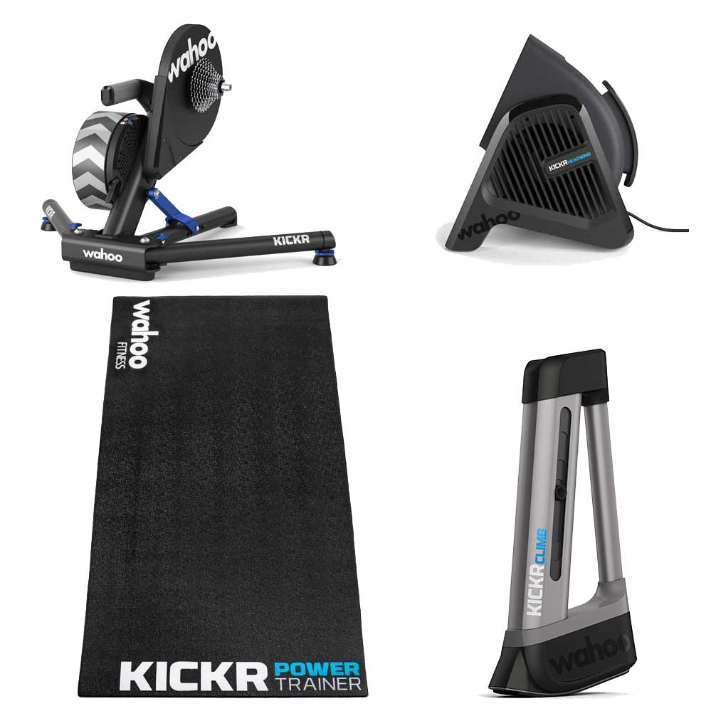 Wahoo Fitness K.O.M Premium Training Bundle