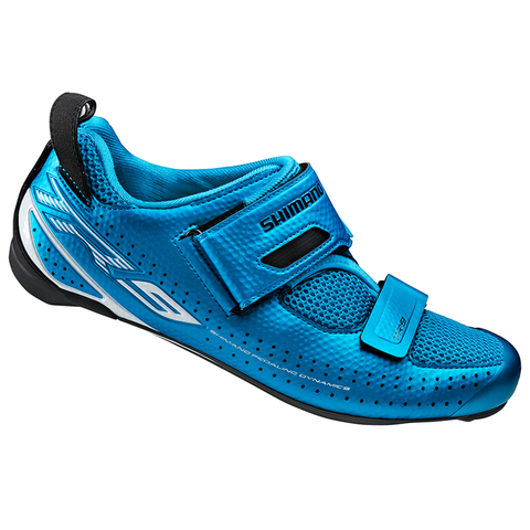 Shimano TR9 Men's Triathlon Shoe Blue