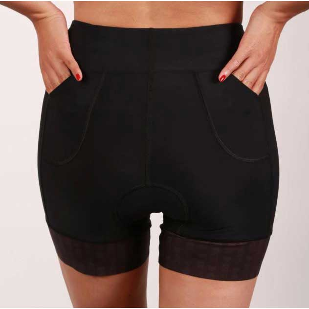 Coeur Little Black Tri Shorts - Powerband