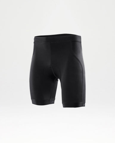 2XU Active Tri Short - Men's Black/Black