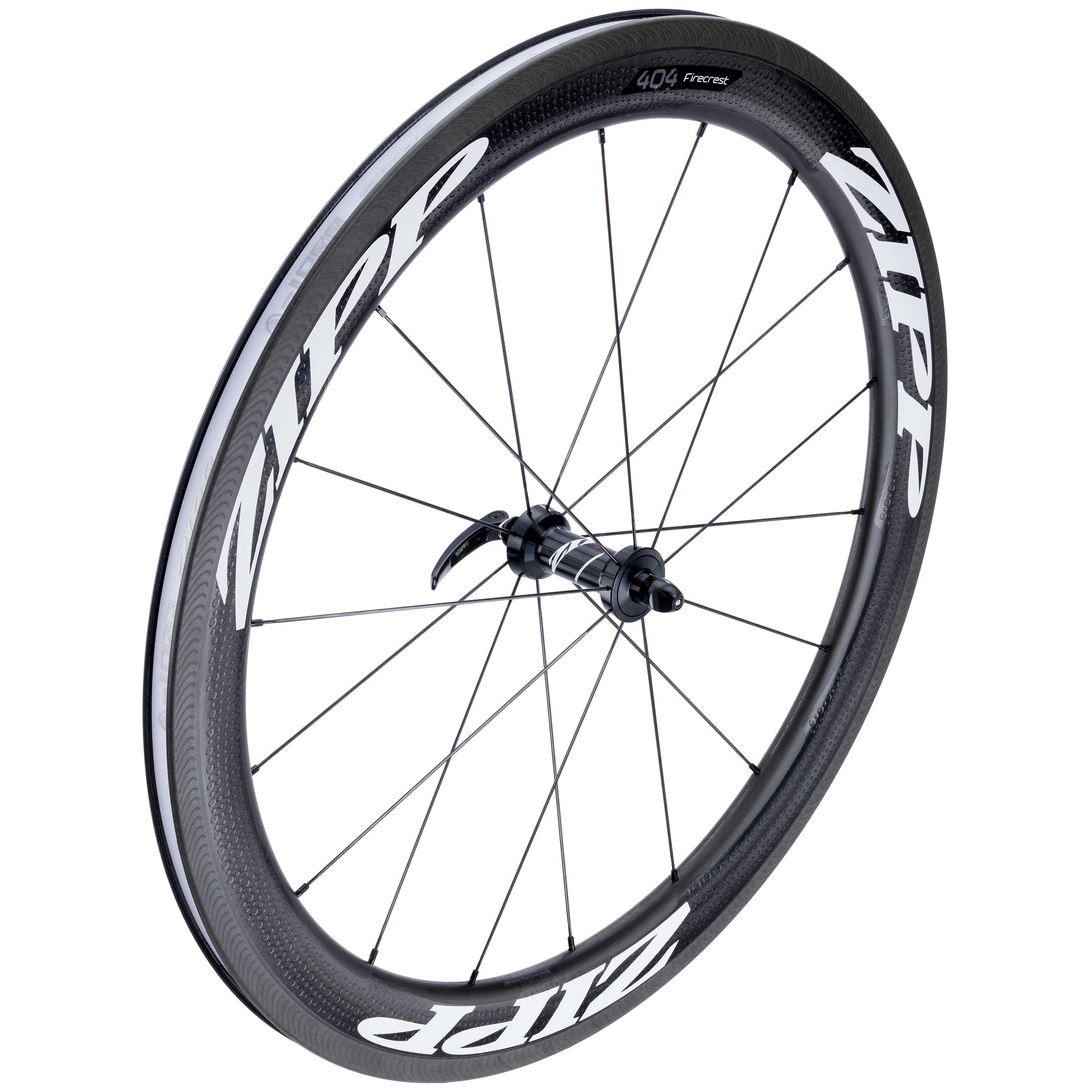 Zipp 404 Firecrest® Carbon Clincher w/ Showstopper® Brake Track