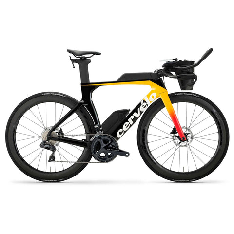 Cervelo P-Series Ultegra Di2 Triathlon Bike